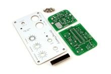 PCB, panel + chipset